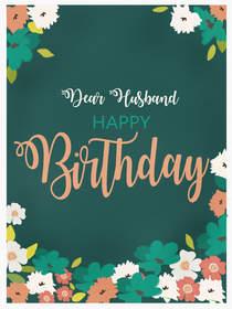 Printable Birthday Cards For Husband : printable, birthday, cards, husband, Printable, Birthday, Husband, Cards,, Create, Print, Cards