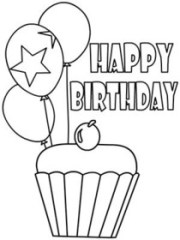 Free Printable Birthday Coloring Cards Create And Print
