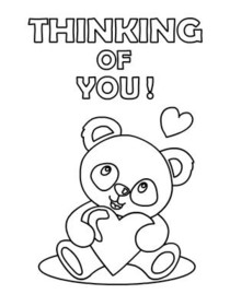 Sorry For Your Loss Coloring Pages Coloring Pages