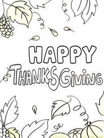 Free Printable Thanksgiving Coloring Cards Cards Create And Print Free Printable Thanksgiving Coloring Cards Cards At Home