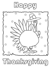 Free Printable Thanksgiving Coloring Cards Cards, Create
