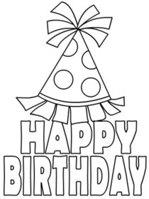 Free Printable Birthday Cards, Create and Print Free