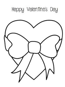 Free Printable Color Your Card Valentine Cards, Create and