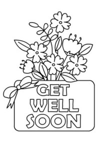 Free Printable Get Well Soon Cards, Create and Print Free