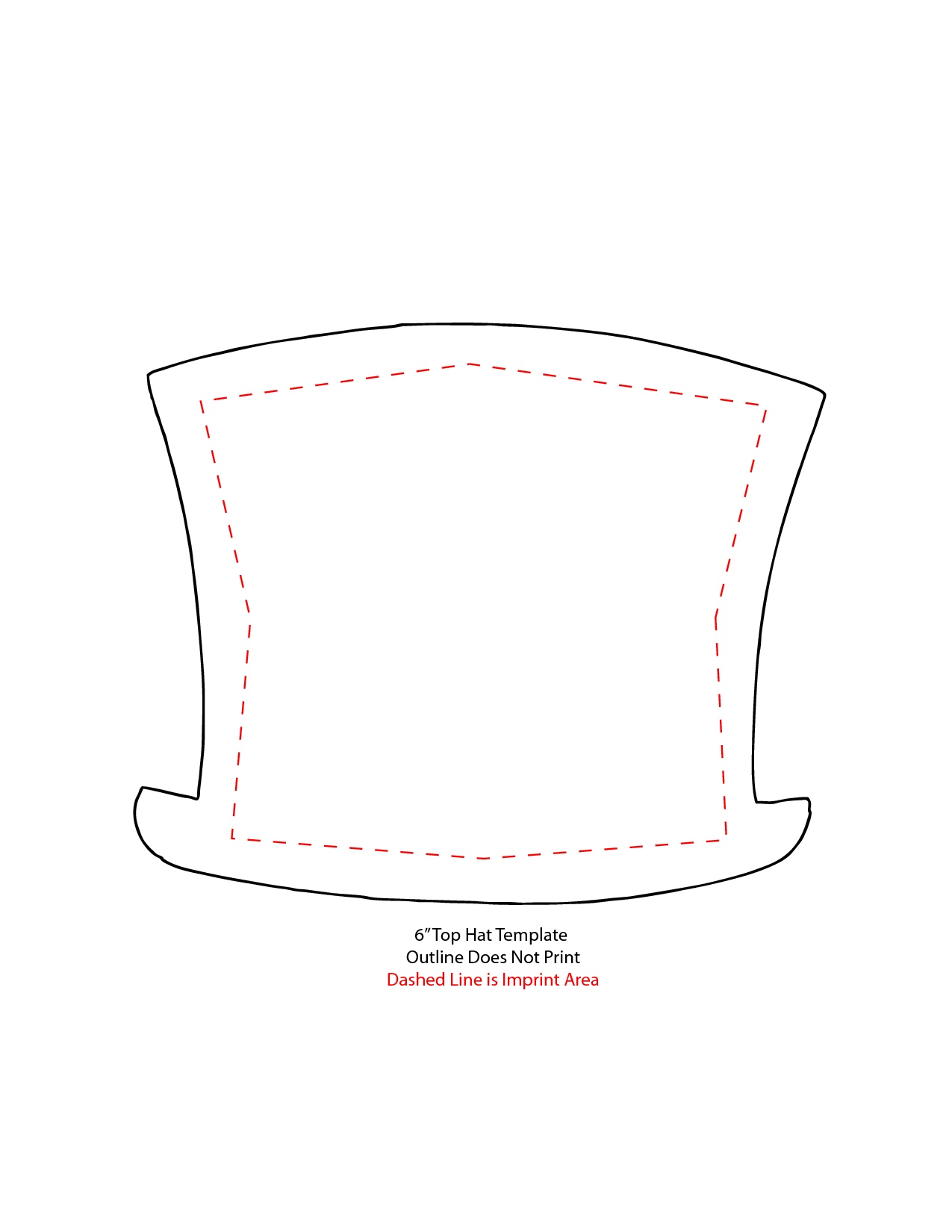 Free Printable Snowman Hat Templates