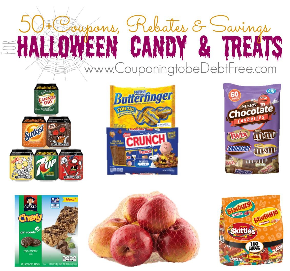 Free Printable Halloween Candy Coupons
