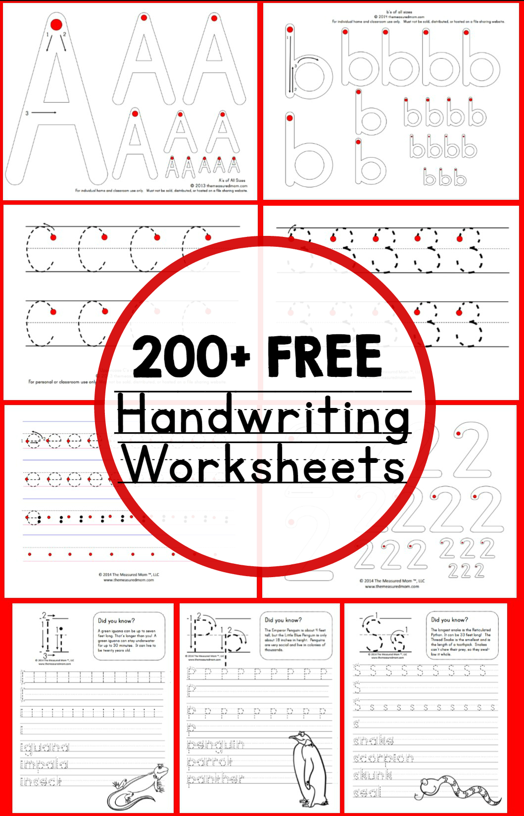 Worksheets Bill S Space