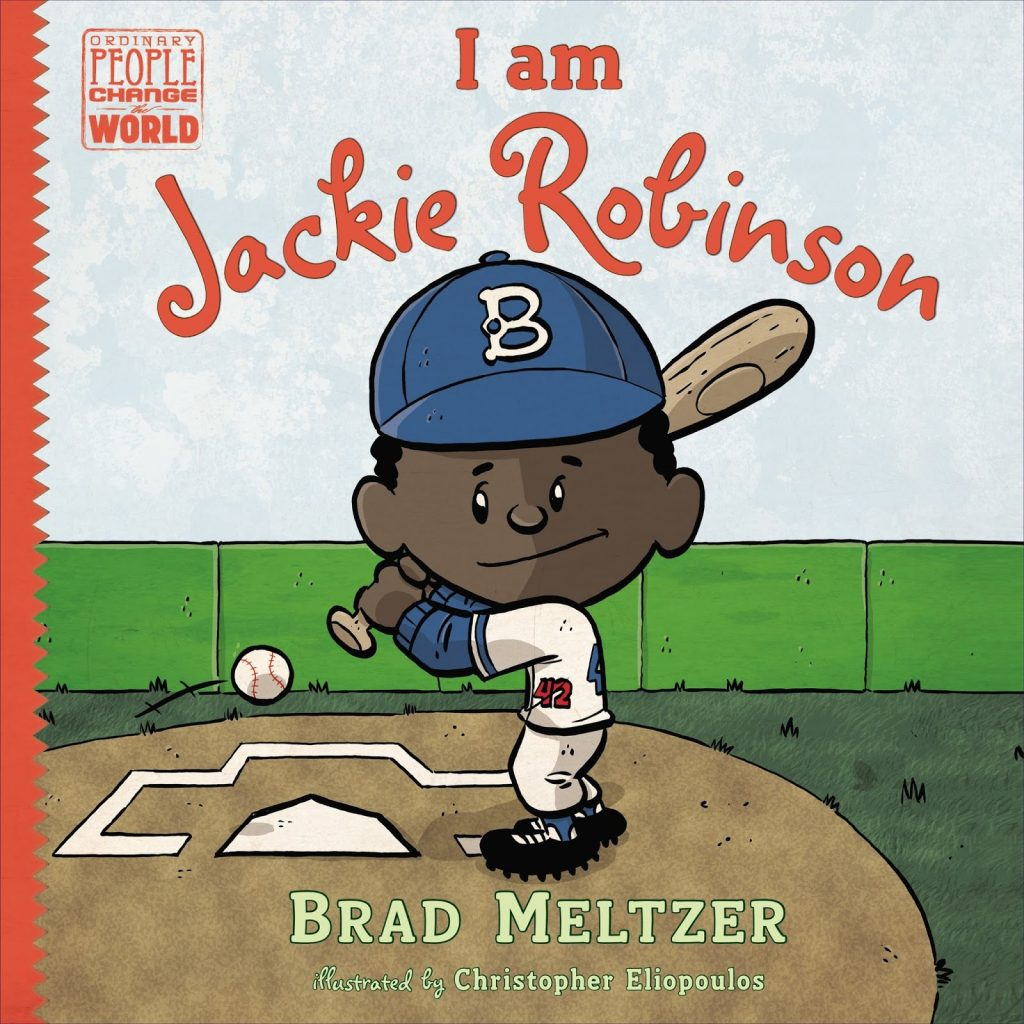Books Videos And Lessons Jackie Robinson For Kids