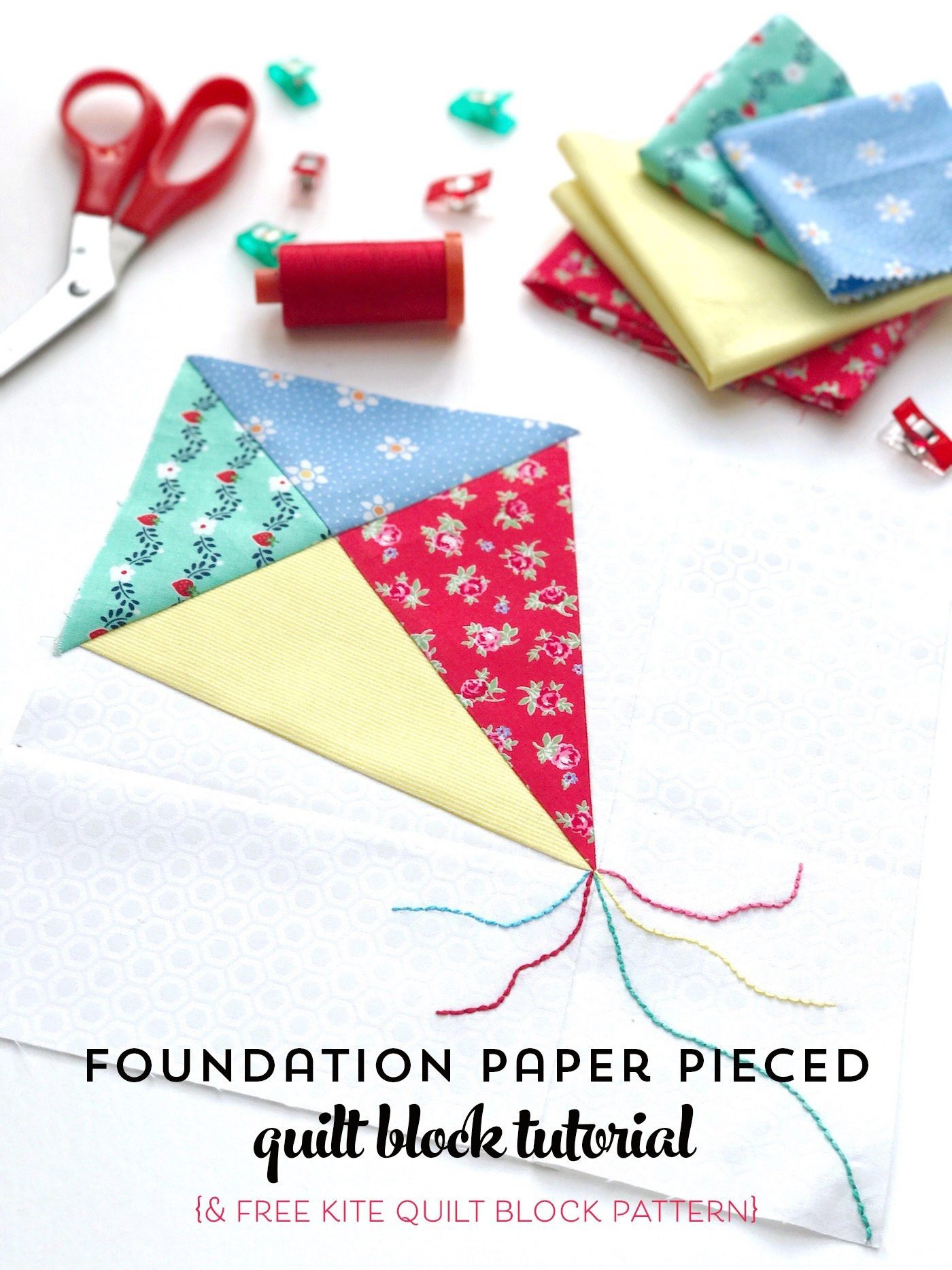 Free Printable Paper Piecing Patterns For Quilting