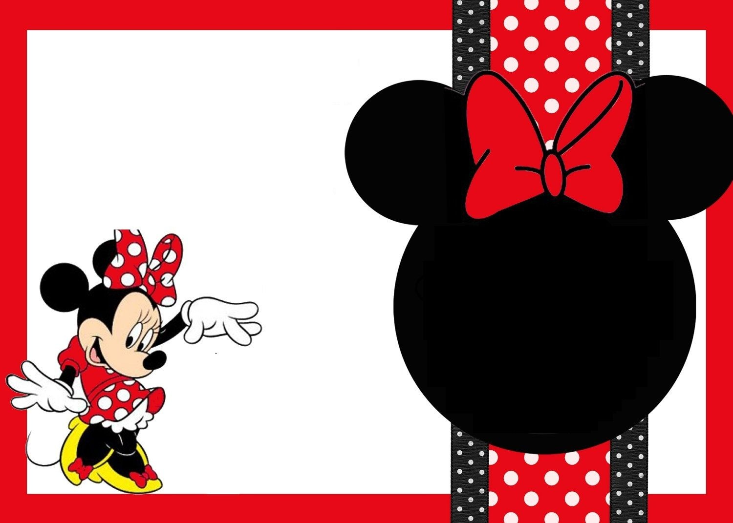 Free Printable Mickey Mouse Decorations