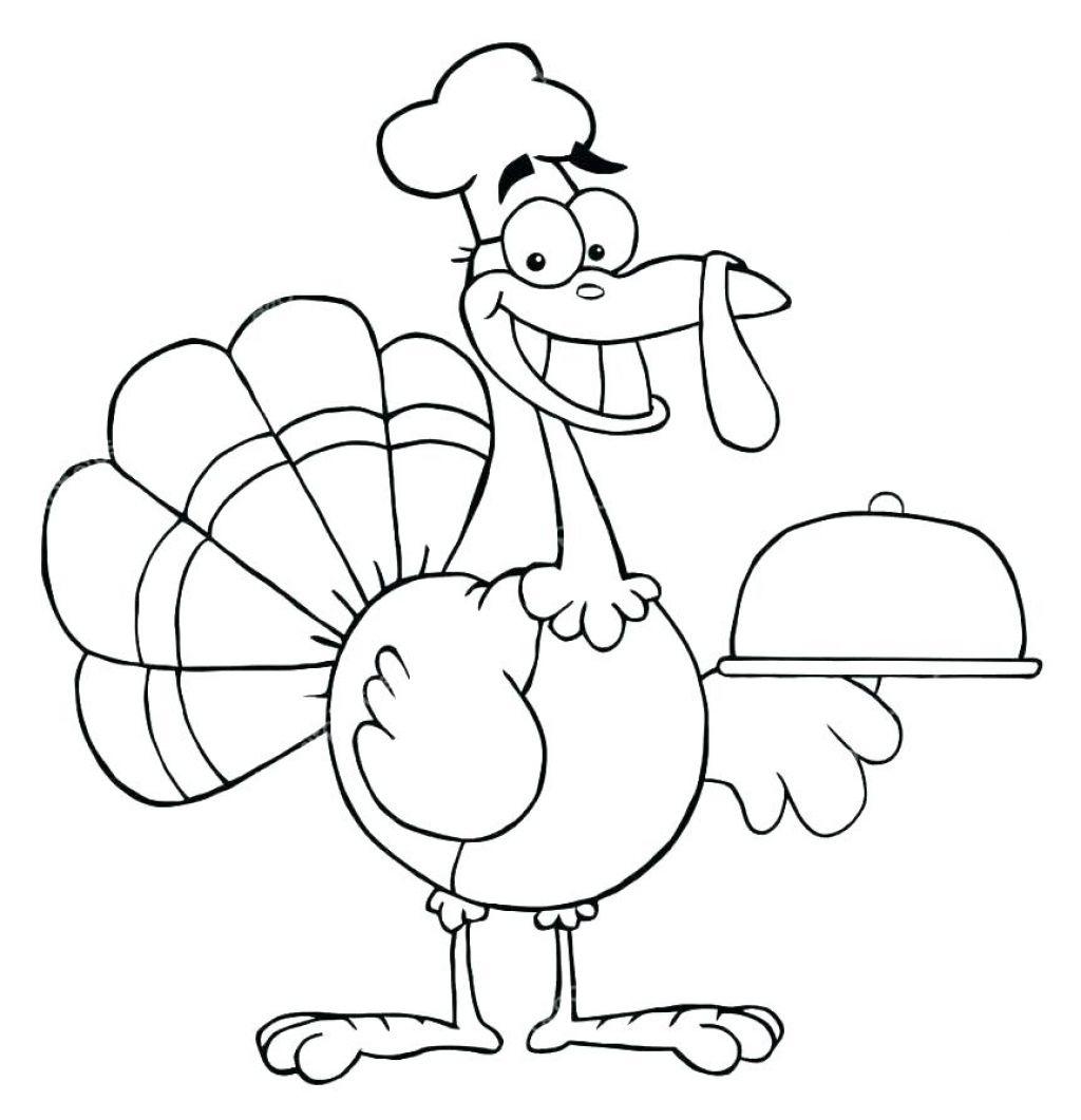 Free Printable Turkey Template