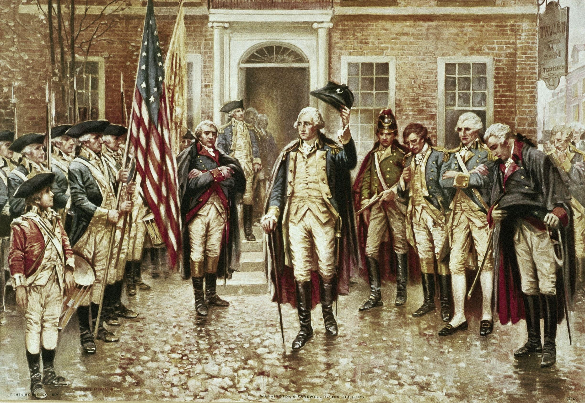 Free Printable George Washington Worksheets