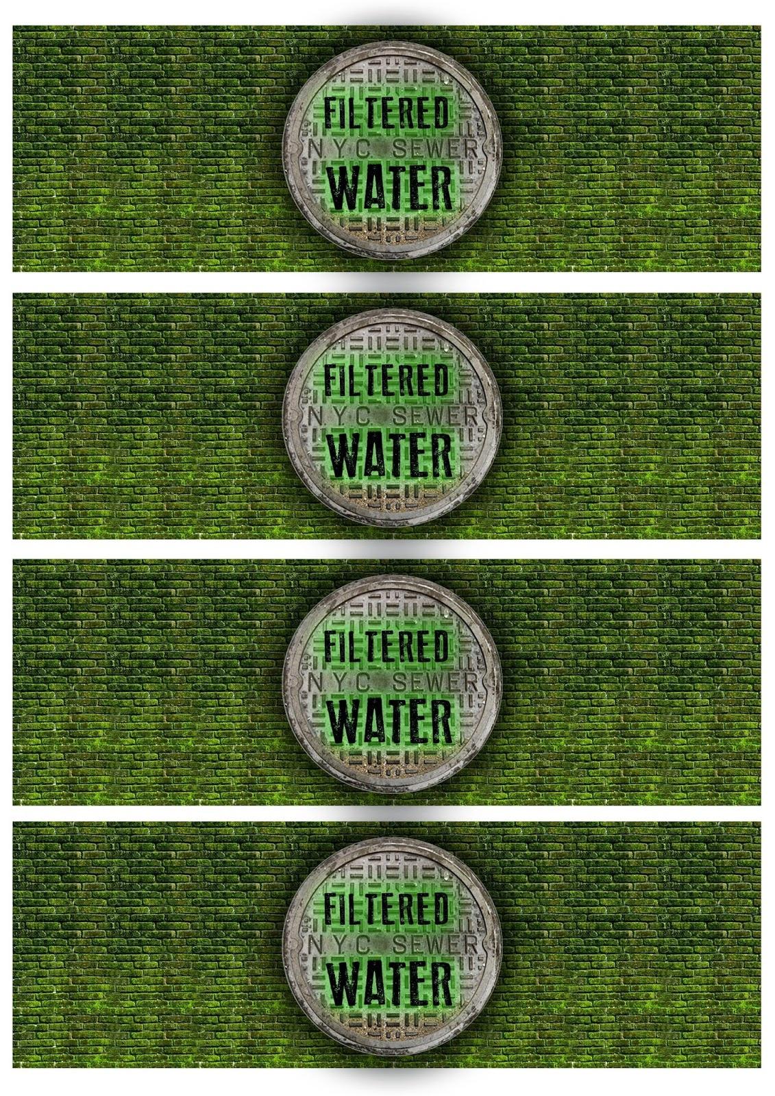Free Printable Tmnt Food Labels