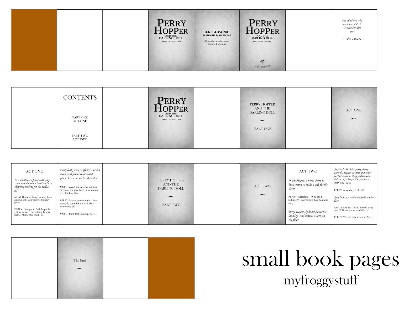Myfroggystuff Blogspot Free Printables