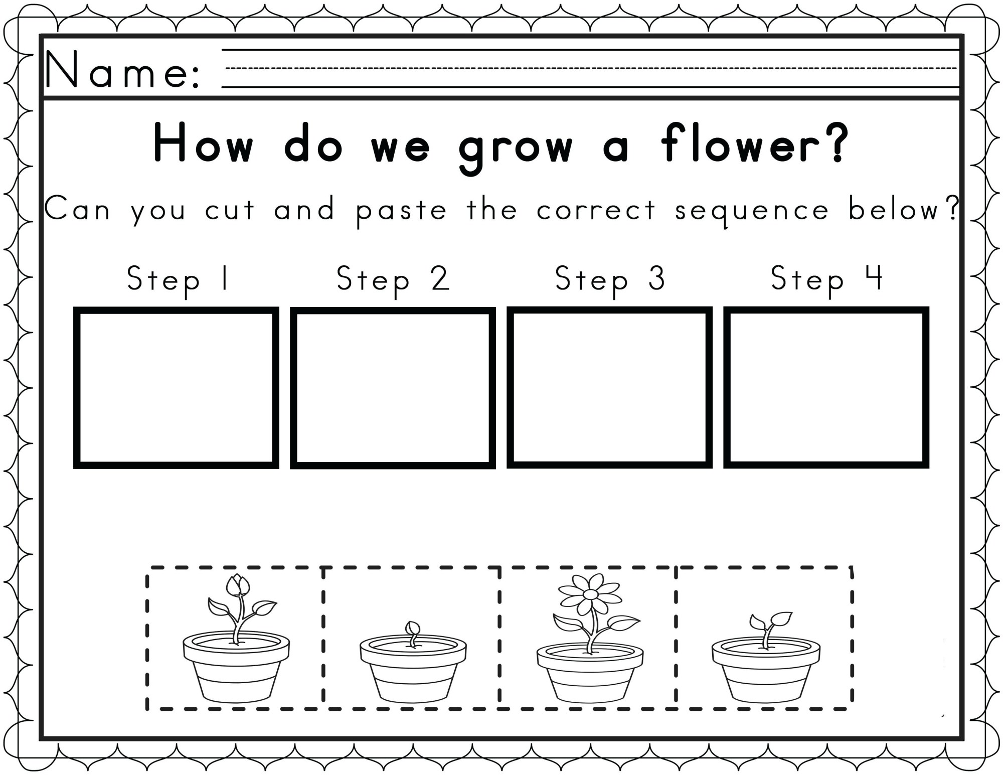 hight resolution of Sequencing Events Worksheets 2nd Grade   Printable Worksheets and  Activities for Teachers