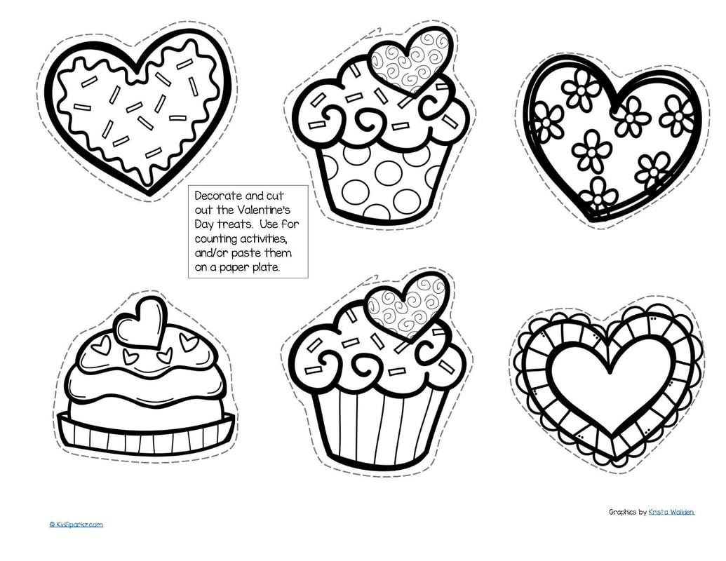 Fun Valentine S Day Maze Worksheet