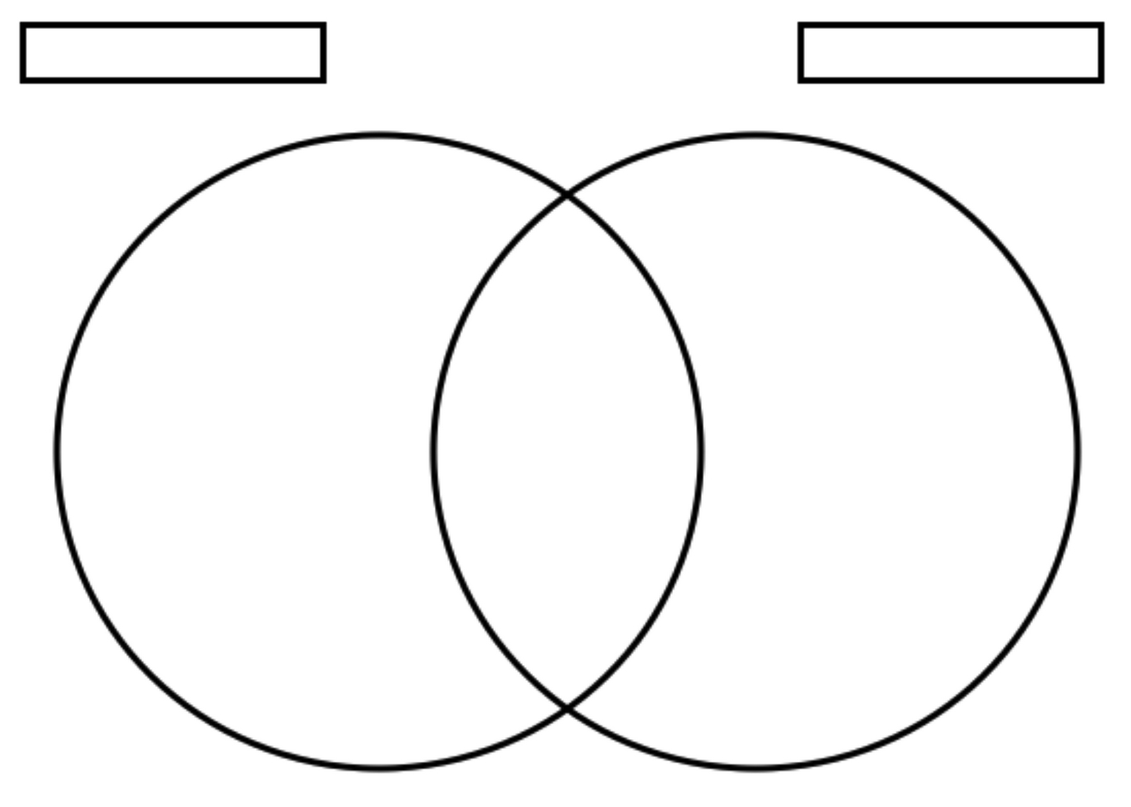 40 Free Venn Diagram Templates Word Template Lab