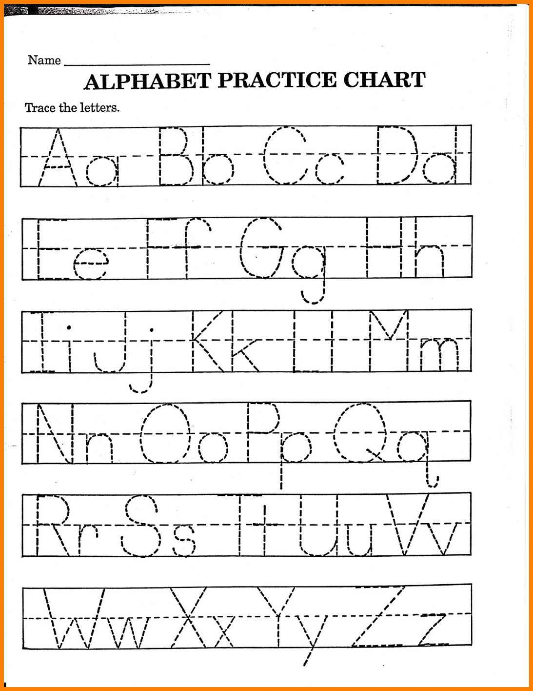 Worksheet Kinder Worksheets Kindergarten Alphabet