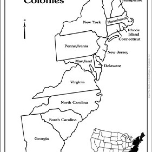 small resolution of The Thirteen Colonies Worksheet   Printable Worksheets and Activities for  Teachers
