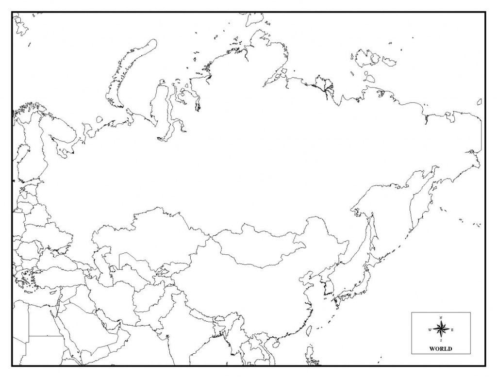 Russia Physical Geography Map Quiz Week 11 Eastern Europe