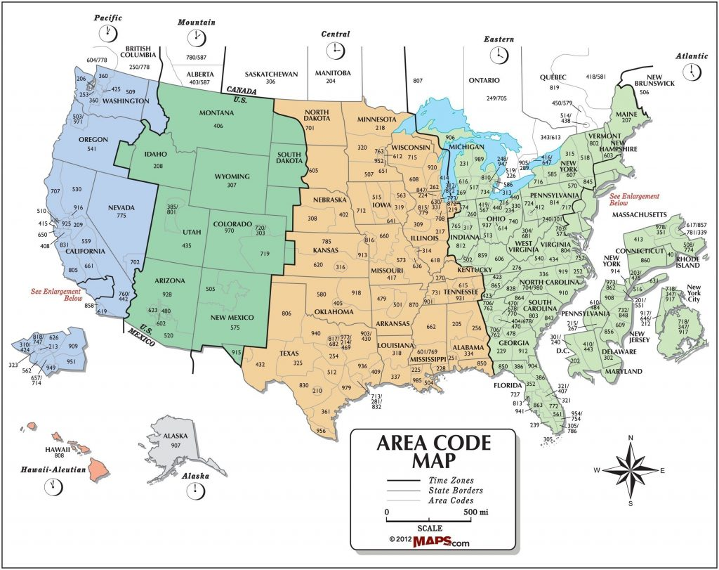 Printable Time Zone Map Us And Canada Fresh United State