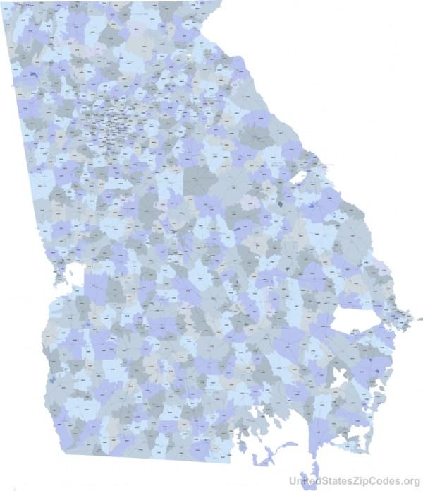 Printable Zip Code Maps Printable Maps