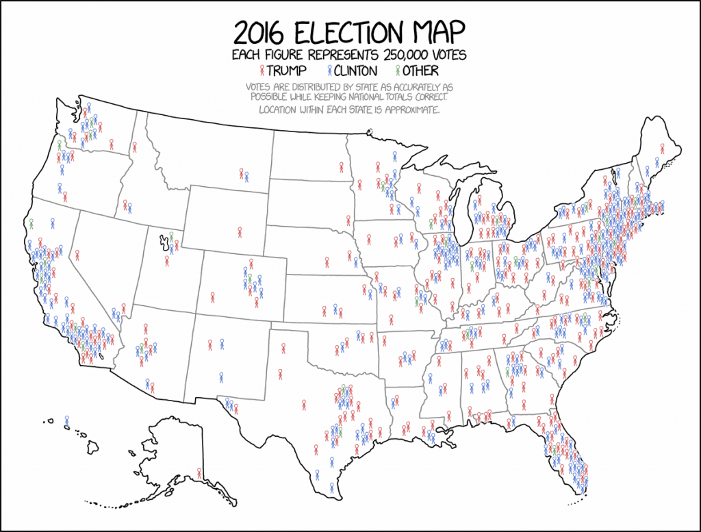Blank Electoral Map Us College Elegant Outline And Canada
