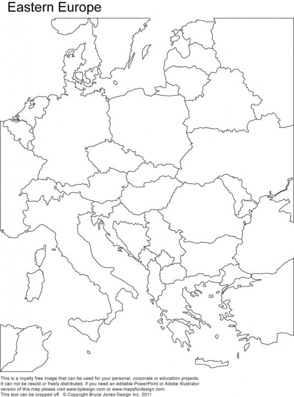 Outline Map Of Greece Printable Printable Maps
