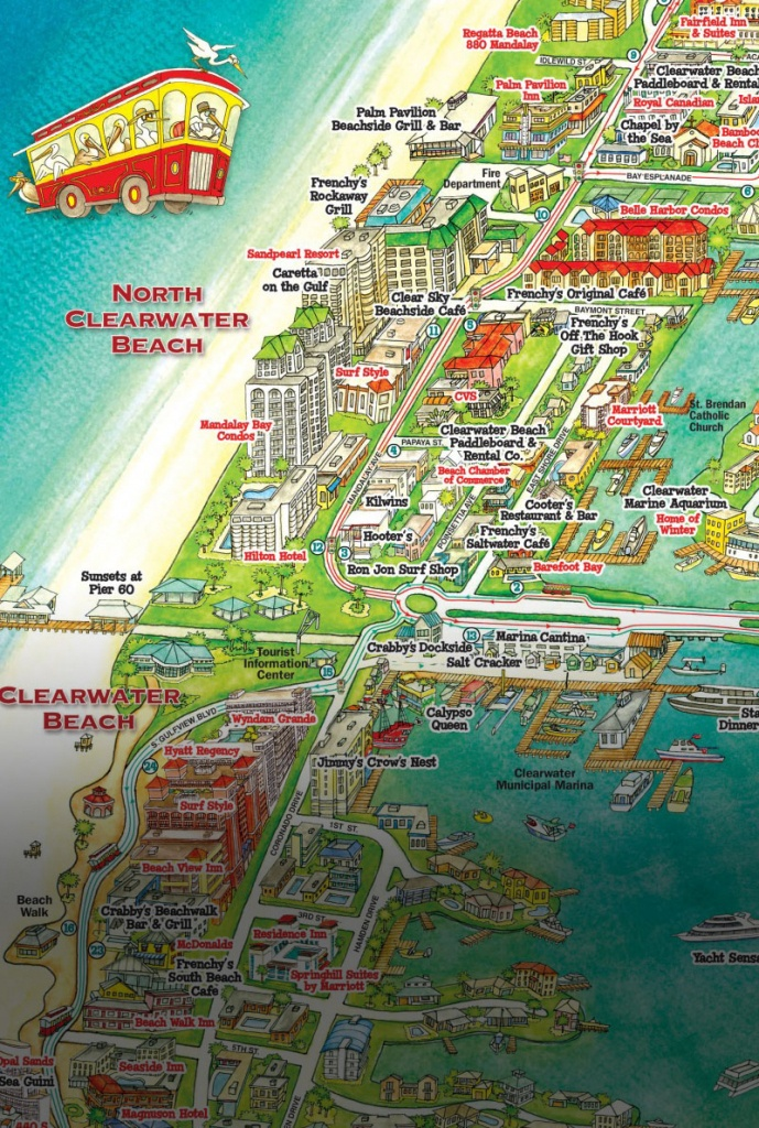 Map Of Clearwater Beach Hotels : clearwater, beach, hotels, ZoneAlarm, Results