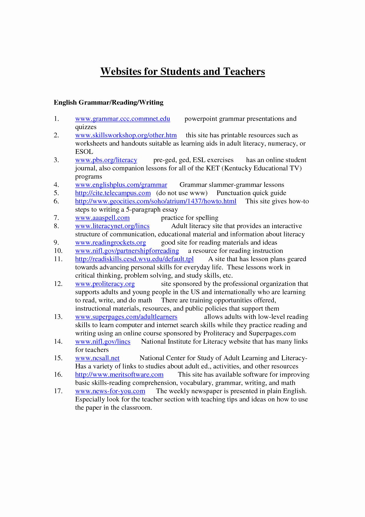 Printable Ged Practice Book