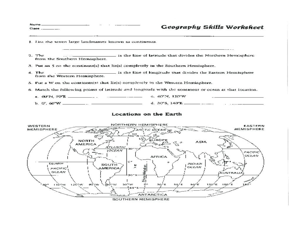World History Worksheets World Religions Printable World