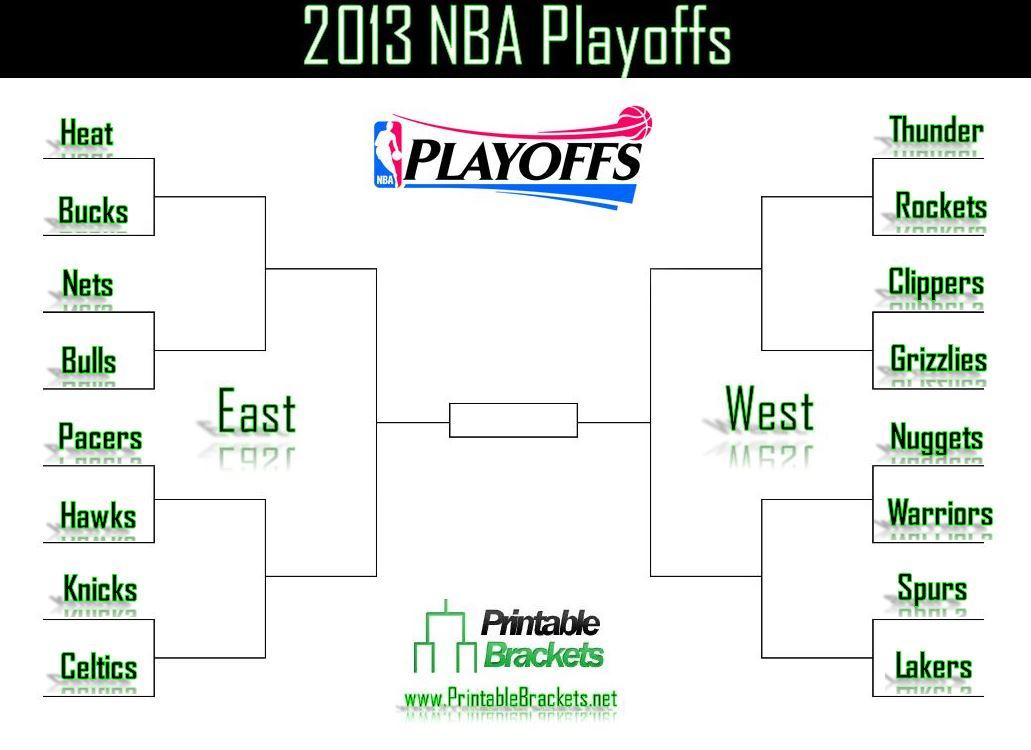 2013 NBA Playoffs  NBA Playoffs 2013