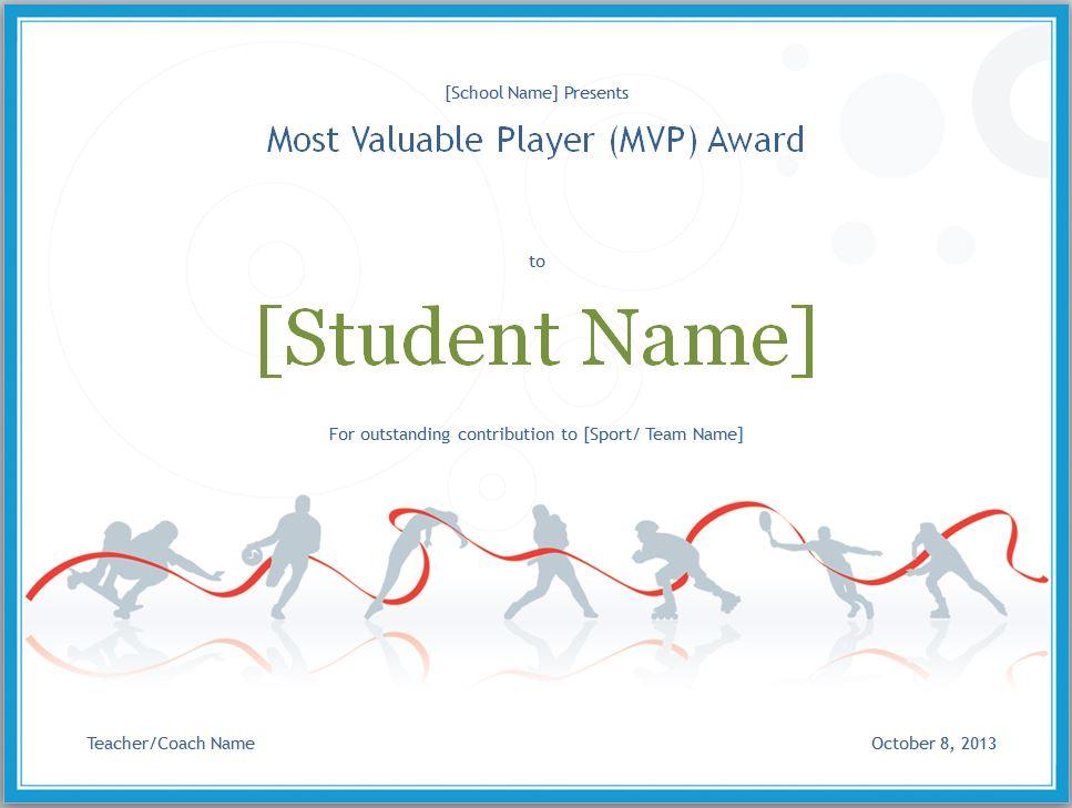 Ncaa basketball award certificate template yadclub Choice Image