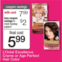 Printable Coupons and Deals  $2.00 Off ANY LOral PARIS ...