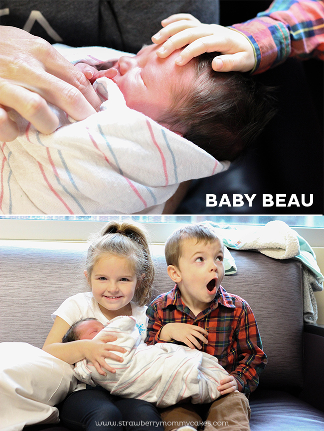 Introducing Baby Beau