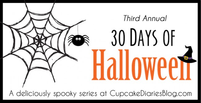 """Download these cute """"I Scream"""" Halloween Ice Cream Cone Wrappers for a fun treat and check out the other great Halloween ideas for 30 Days of Halloween!"""