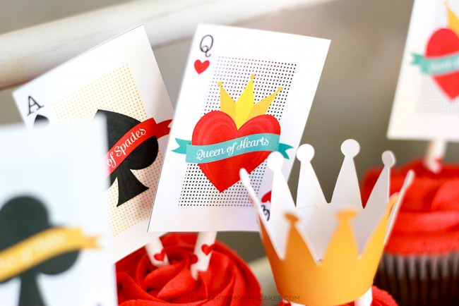 Throw a Queen of Hearts Party for Valentine's Day