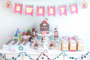 The BEST Gingerbread House Party Ideas