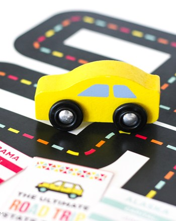 These Road Trip Printables include everything your kids need to prep for your road trip, activities for the car, and pages to keep track of all the memories you make along the way!