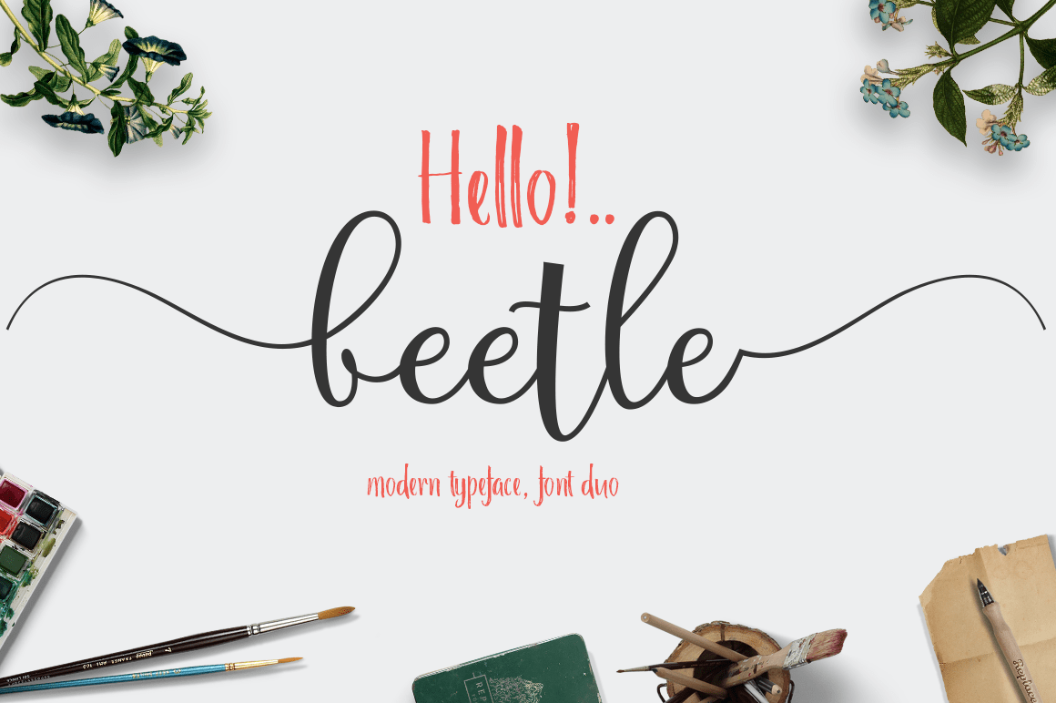 If you are looking to design your own printables, check out these 10 Gorgeous Hand Lettered Fonts! They'll make your designs stand out among the crowds!