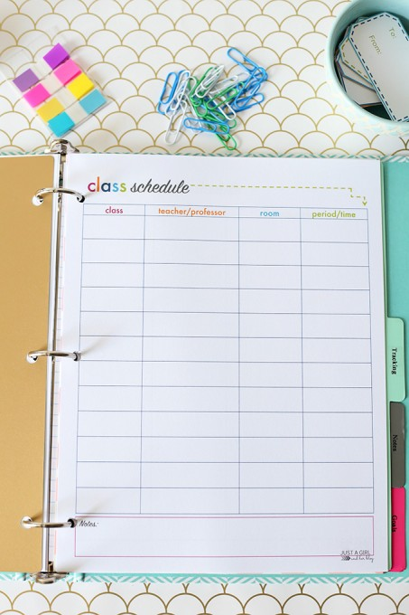 23 Organization Printables on Printable Crush