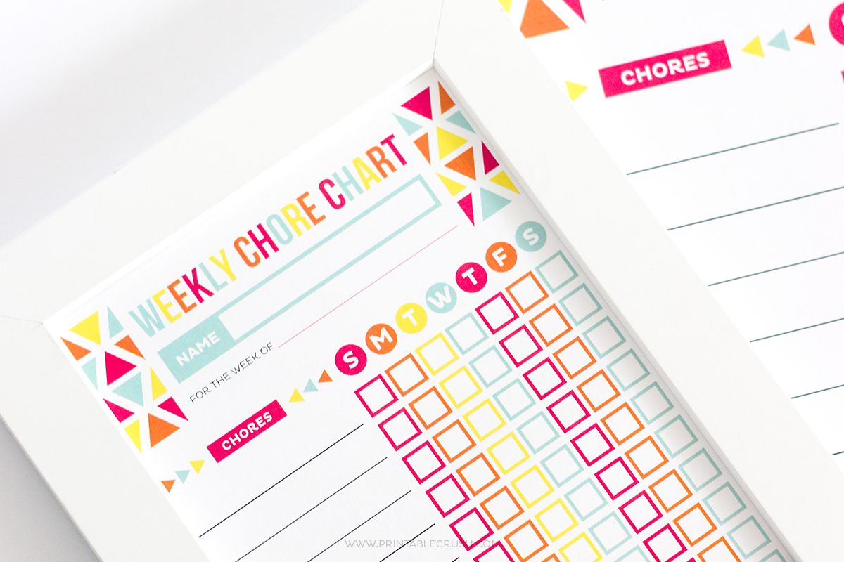 photo relating to Free Printable Chore Charts for Kids referred to as Chore Charts For Youngsters - Maintain Youngsters Upon Keep track of Employing My Totally free