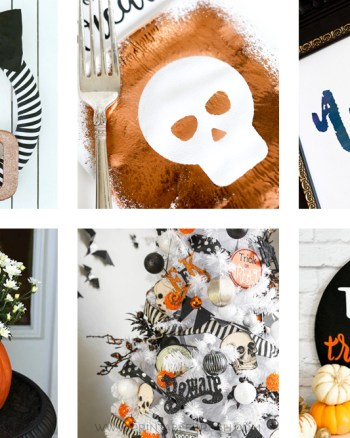 Get some inspiration to decorate for Halloween while still making it look classy with these gorgeous Halloween Decor Ideas!