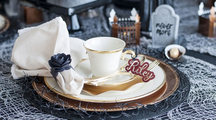 If you're a Disney fan, you'll love these Haunted Mansion Halloween Party Ideas! You'll find everything you need to throw an amazing Halloween party.