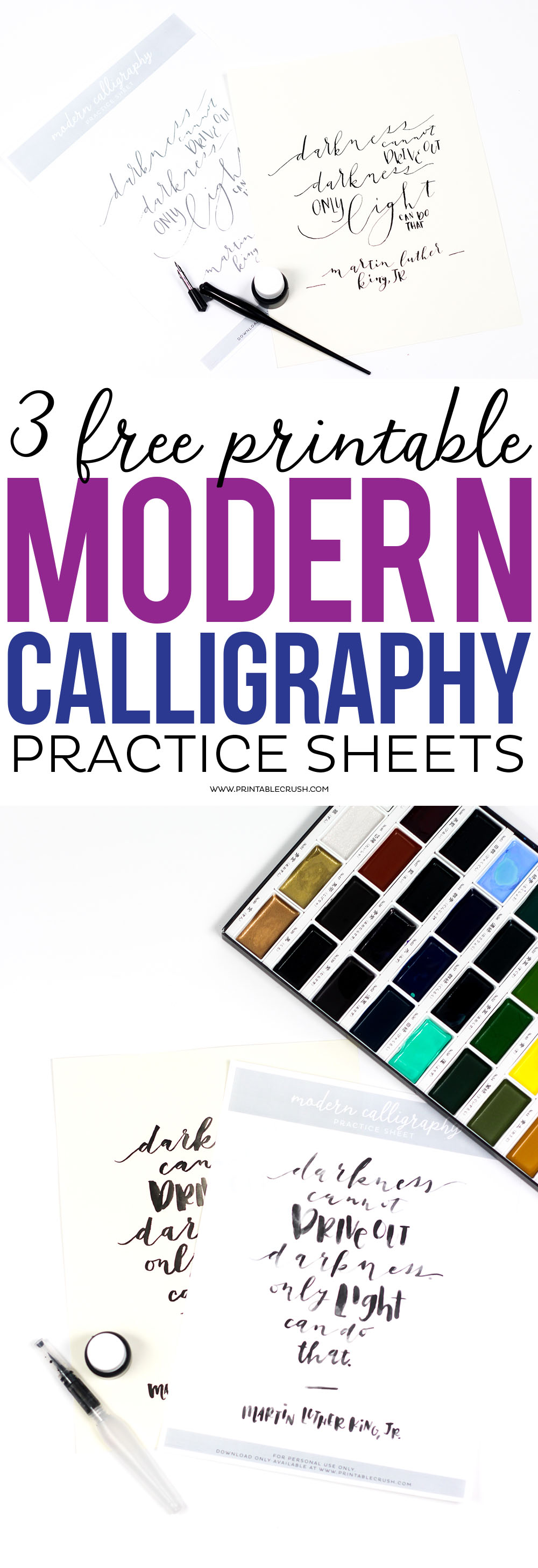 graphic regarding Printable Calligraphy Practice Sheets named 3 Absolutely free Printable Ground breaking Calligraphy Educate Sheets