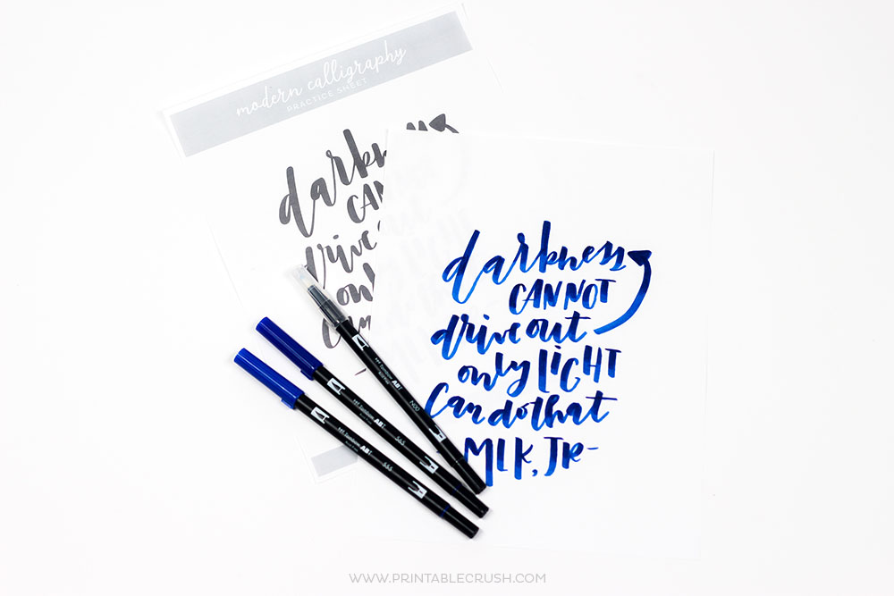 graphic relating to Calligraphy Printable identified as 3 Totally free Printable Ground breaking Calligraphy Prepare Sheets