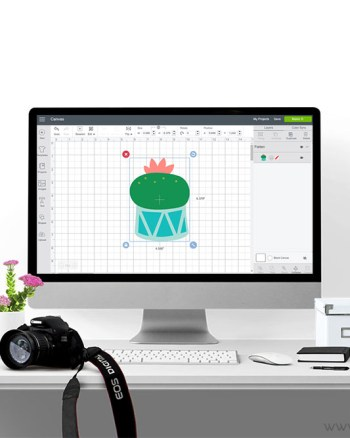 How to Edit SVG Files to use for Printable Designs in Cricut Design Space