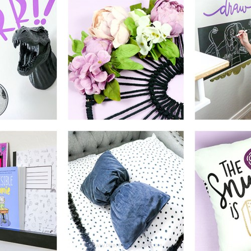 The cutest modern Tween Bedroom Ideas for girls includes DIY projects ideas for staying on a budget and tips for keeping helping keep your tween room tidy