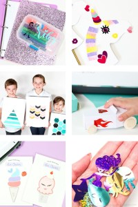 Cricut Kid Crafts