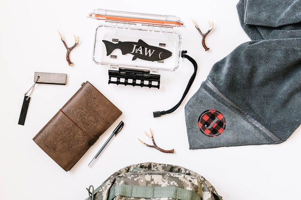 Outdoorsman gift idea